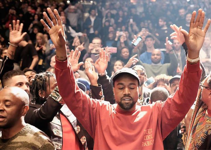 Silencing The Noise: Dear,Kanye.