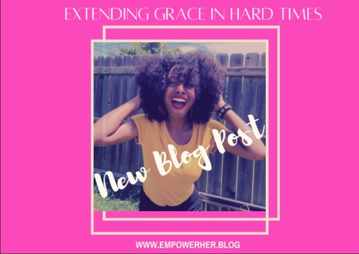 Extending Grace In Hard Times